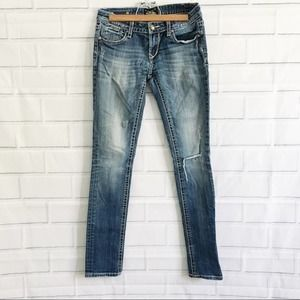 ReRock for Express Skinny Jeans (2R)